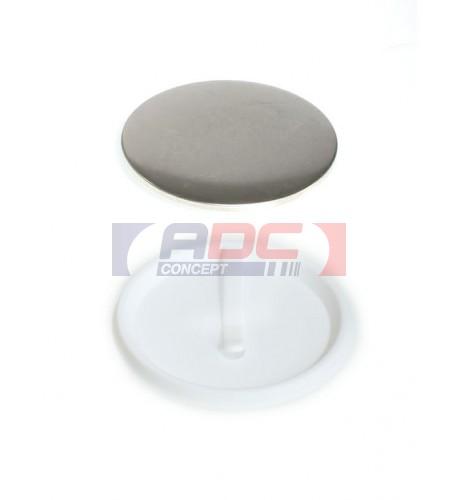 100 badges ronds clip