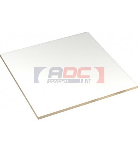 Carrelage blanc céramique carré 30 x 30 cm