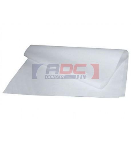 Feuille en silicone 400 x 100 mm épaisseur 1 mm pour Multi Trans