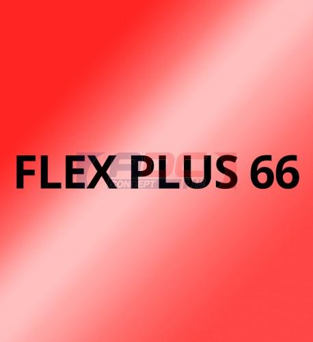 Plus 66 Rouge Métal