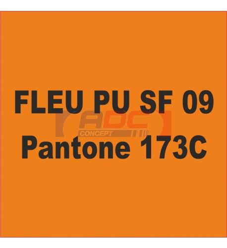 PU 09 Orange Spécial Finesse