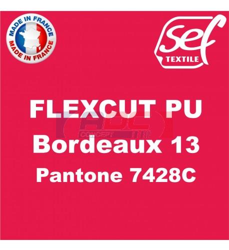 PU FlexCut Bordeaux 13