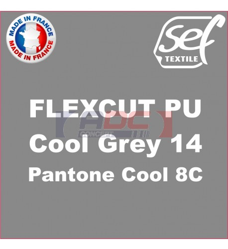 PU FlexCut Cool Grey 14