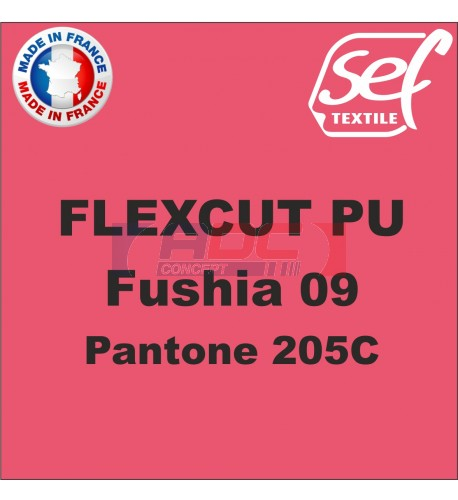 PU FlexCut Fushia 09