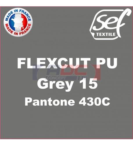 PU FlexCut Grey 15
