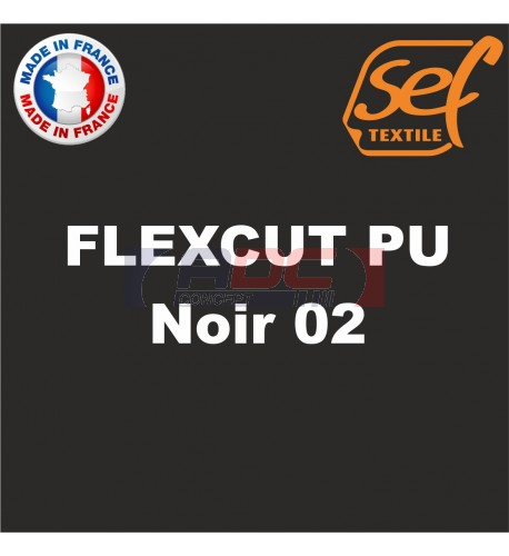 PU FlexCut Noir 02