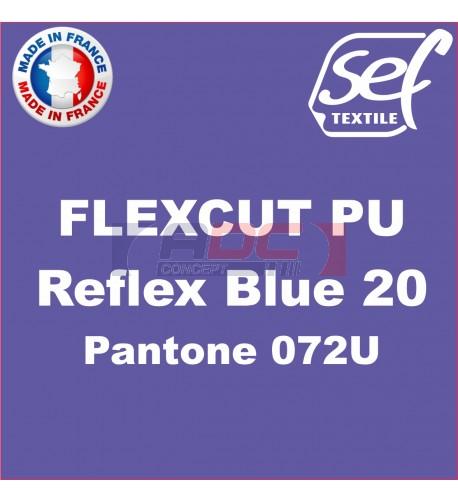PU FlexCut Reflex Blue 20