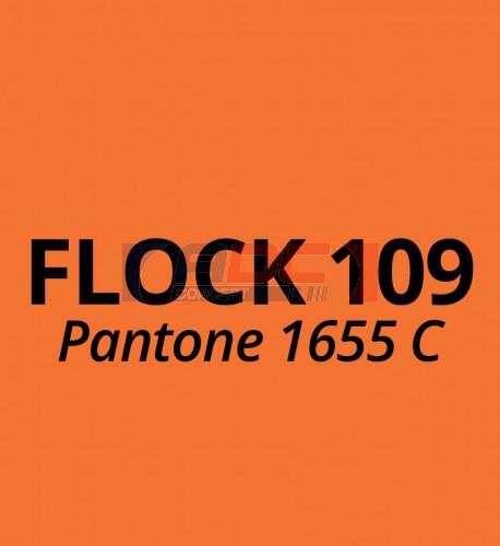 Flock 109 Orange