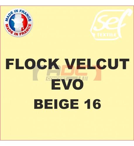 Flock VelCut Evo Beige 16