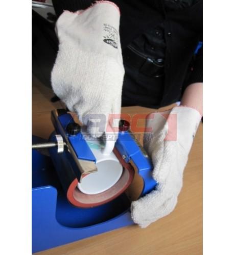 Paire de gants de protection haute température pour femme