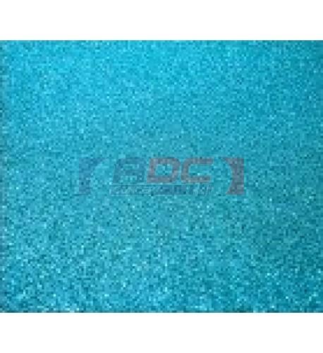 Flex de découpe Glitter coloris Bleu