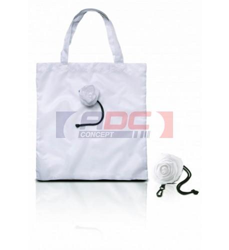 """Sac shopping """"Rose"""" 100% polyester KI0202"""