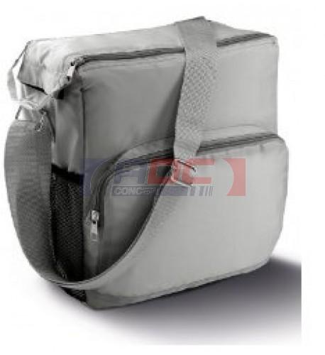 Sac isotherme vertical grande poche polyester KI0318