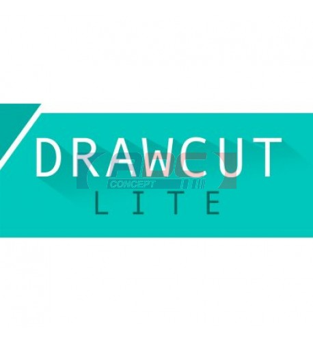 Logiciel de découpe DrawCut Lite pour plotters Secabo
