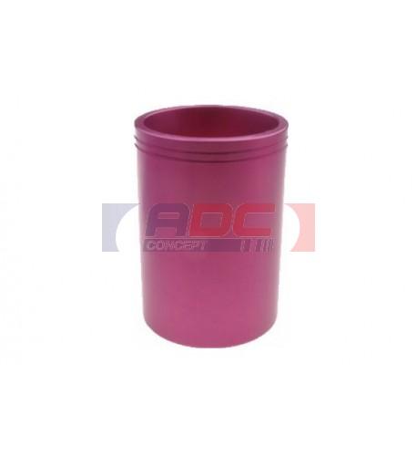 Moule pour mug ou gourde Ø 8 cm x H 10,2 cm.