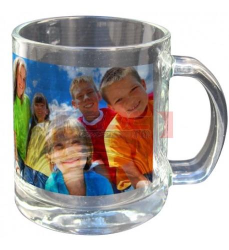 Mug translucide