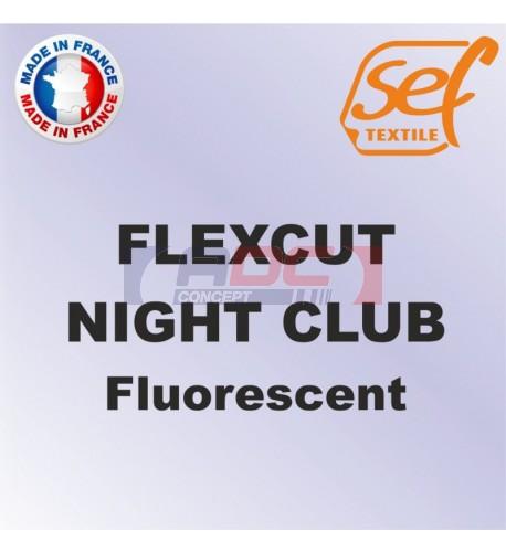 PU FlexCut Night Club Fluorescent