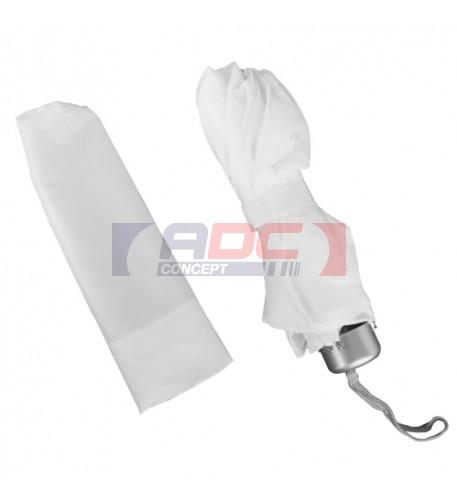 Petit parapluie pliable avec housse sublimable
