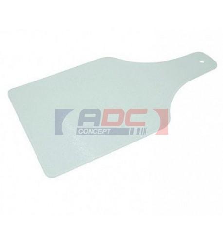 Planche à découper en verre 19 x 35,7 cm personnalisable sublimation (vendu à l'unité)
