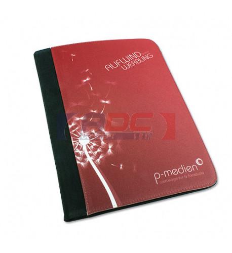 Pochette à documents avec pochette intérieure et porte-stylo - Format A4 & A5 (vendu à l'unité)