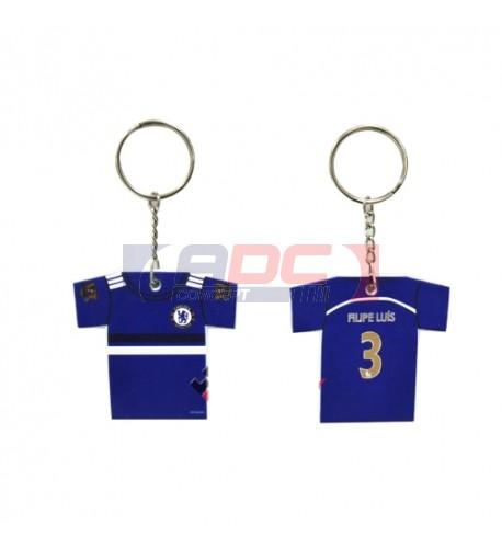 Porte-clé polymère au format maillot ép. 2,5 mm (vendu à l'unité)