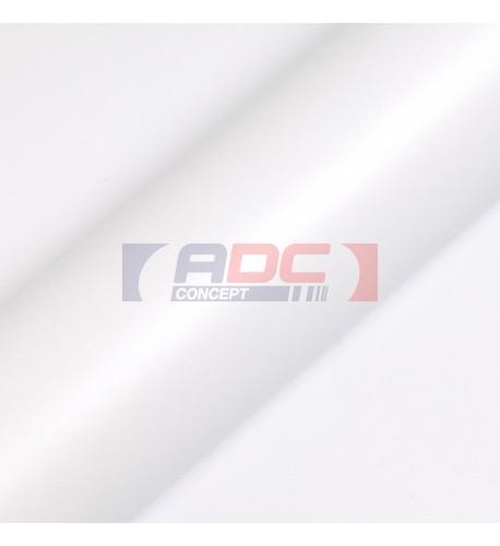 Vinyle adhésif Suptac S5001B Blanc Polaire Brillant - Durabilité jusqu'à 10 ans