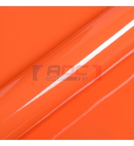 Vinyle adhésif Suptac S5048B Rouge Orangé Brillant - Durabilité jusqu'à 10 ans