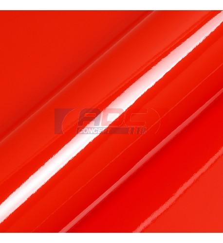 Vinyle adhésif Suptac S5179B Rouge Vermillon Brillant - Durabilité jusqu'à 10 ans