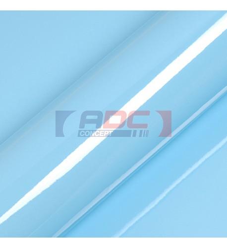 Vinyle adhésif Suptac S5298B Bleu Pervenche brillant - Durabilité jusqu'à 10 ans