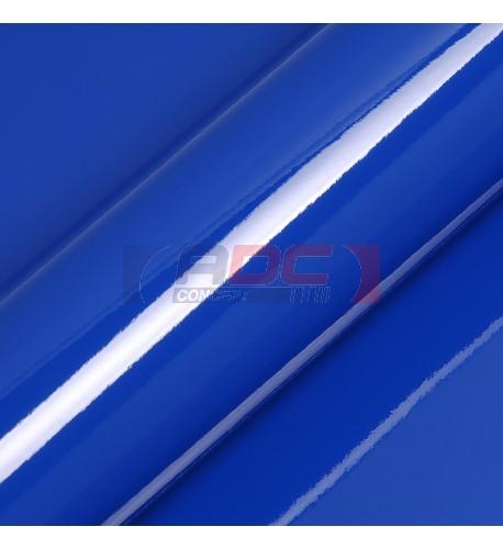 Vinyle adhésif Suptac S5300B Bleu Saphir brillant - Durabilité jusqu'à 10 ans