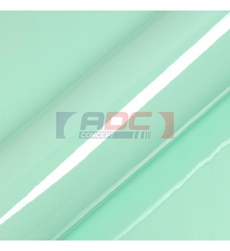 Vinyle adhésif Suptac S5351B Vert Tilleul brillant - Durabilité jusqu'à 10 ans