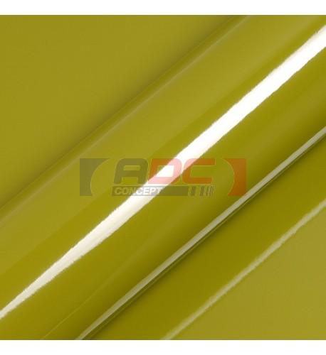 Vinyle adhésif Suptac S5392B Vert Olive brillant - Durabilité jusqu'à 10 ans