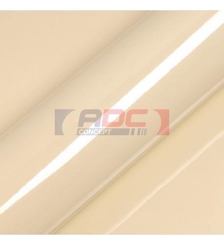 Vinyle adhésif Suptac S5468B Ivoire brillant - Durabilité jusqu'à 10 ans