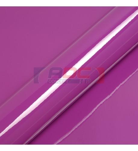 Vinyle adhésif Suptac S5480B Violet Anémone brillant - Durabilité jusqu'à 10 ans