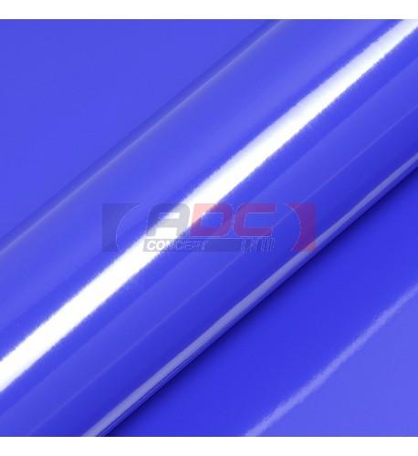 Vinyle adhésif Suptac S5ELEB Bleu Electrique brillant - Durabilité jusqu'à 10 ans