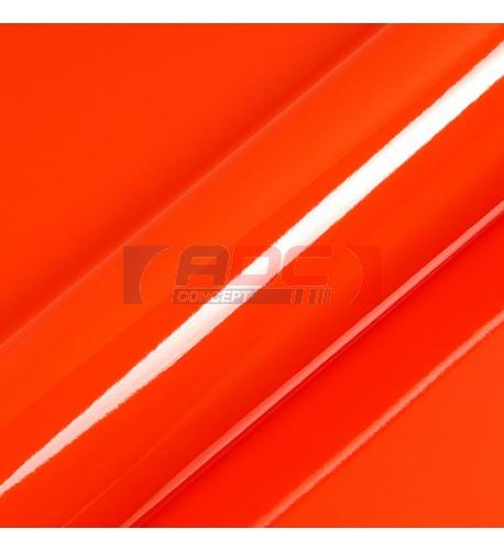 Vinyle adhésif Suptac S5OVIF Orange Vif Brillant - Durabilité jusqu'à 10 ans