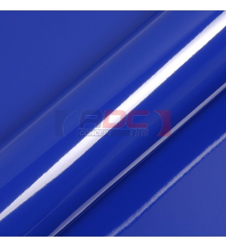 Vinyle adhésif Suptac S5RFXB Bleu Reflex brillant - Durabilité jusqu'à 10 ans