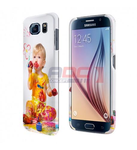 Coque pour sublimation 3D Galaxy S6