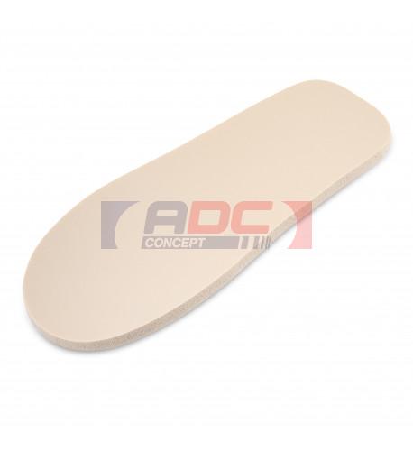 Tapis mousse siliconé - Epaisseur 6 mm en forme de chausson enfants