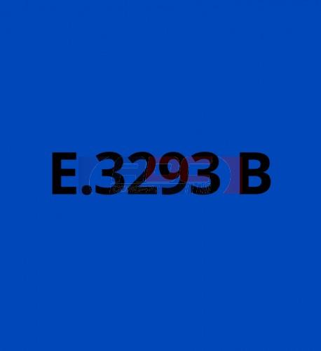 E3293B Bleu Outremer brillant - Vinyle adhésif Ecotac - Durabilité jusqu'à 6 ans