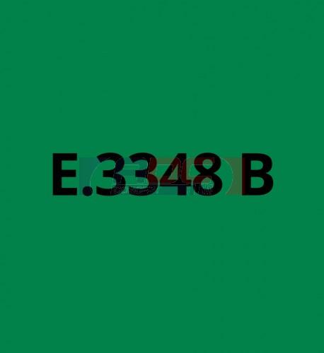 E3348B Vert Menthe brillant - Vinyle adhésif Ecotac - Durabilité jusqu'à 6 ans