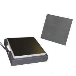 Plateau chauffant 15 x 15 cm pour presse assiette CQ-1359EAER