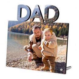 Cadre photo en MDF DAD 18 x 18 cm (vendu à l'unité)