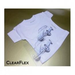ClearFlex Flex PU transparent pour éco-solvant