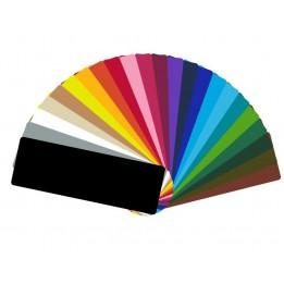 Kit découverte PU 95 microns - 23 couleurs - 34 cm x 1 mètre