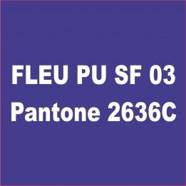 PU 03 Bleu Royal Spécial Finesse