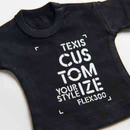 Flex PU 70 microns Hexis FLEX301 Blanc spécial nylon enduit