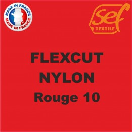 PU FlexCut Nylon Rouge 10