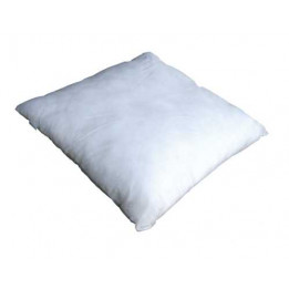 Garniture de coussin en ouate polyester indéformable carré 35 x 35 cm (vendu à l'unité)