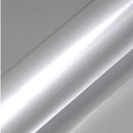 Vinyle adhésif de décoration polyester P6877B Argent Brillant
